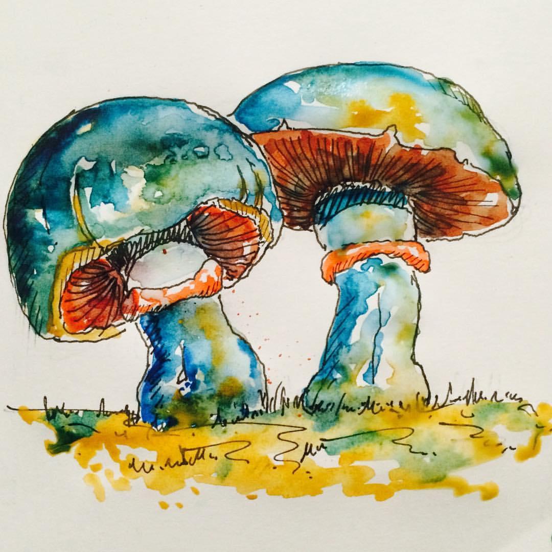 Magic Mushroom No.1