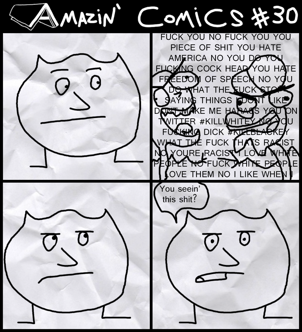 Amazin' Comics #30