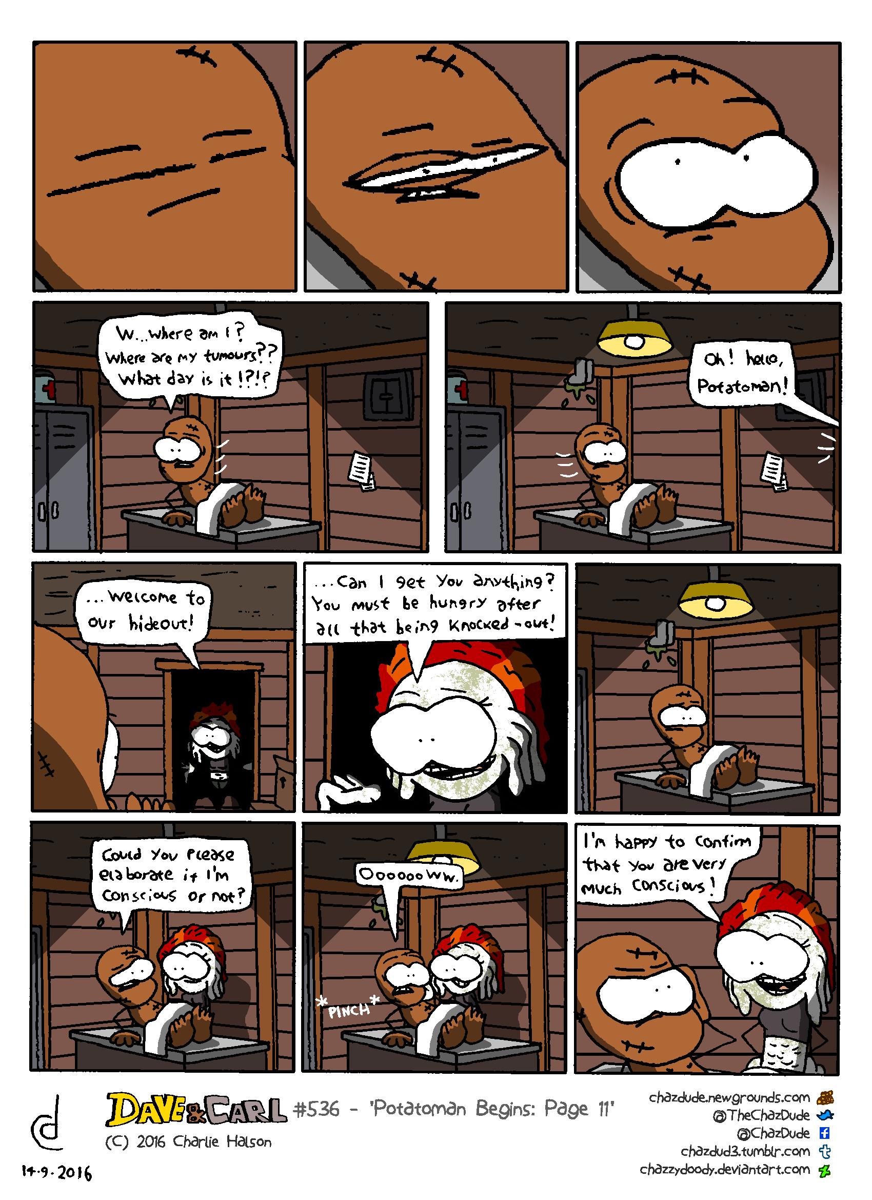 Potatoman Begins: Page 11