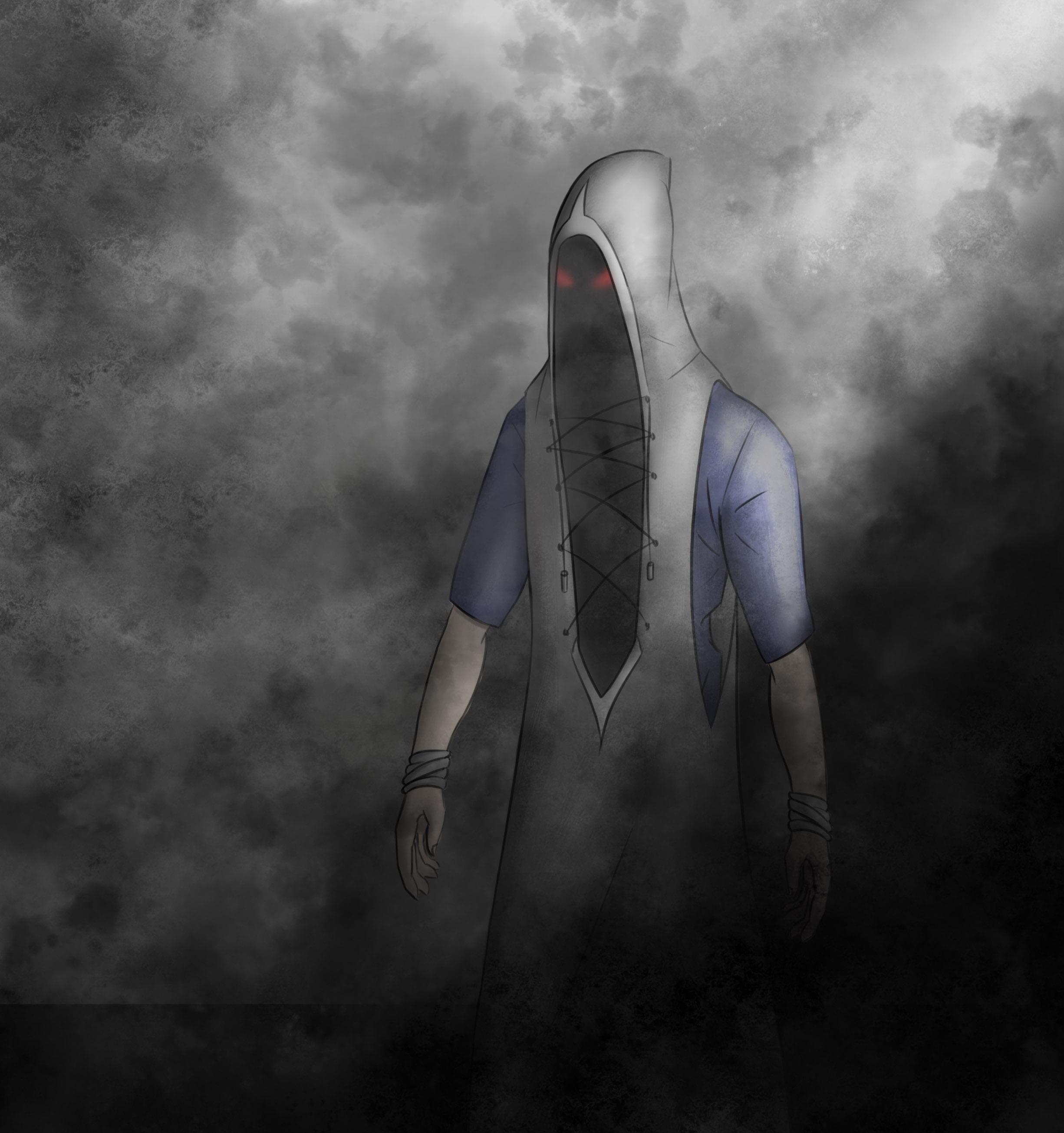 Hooded Bad Guy