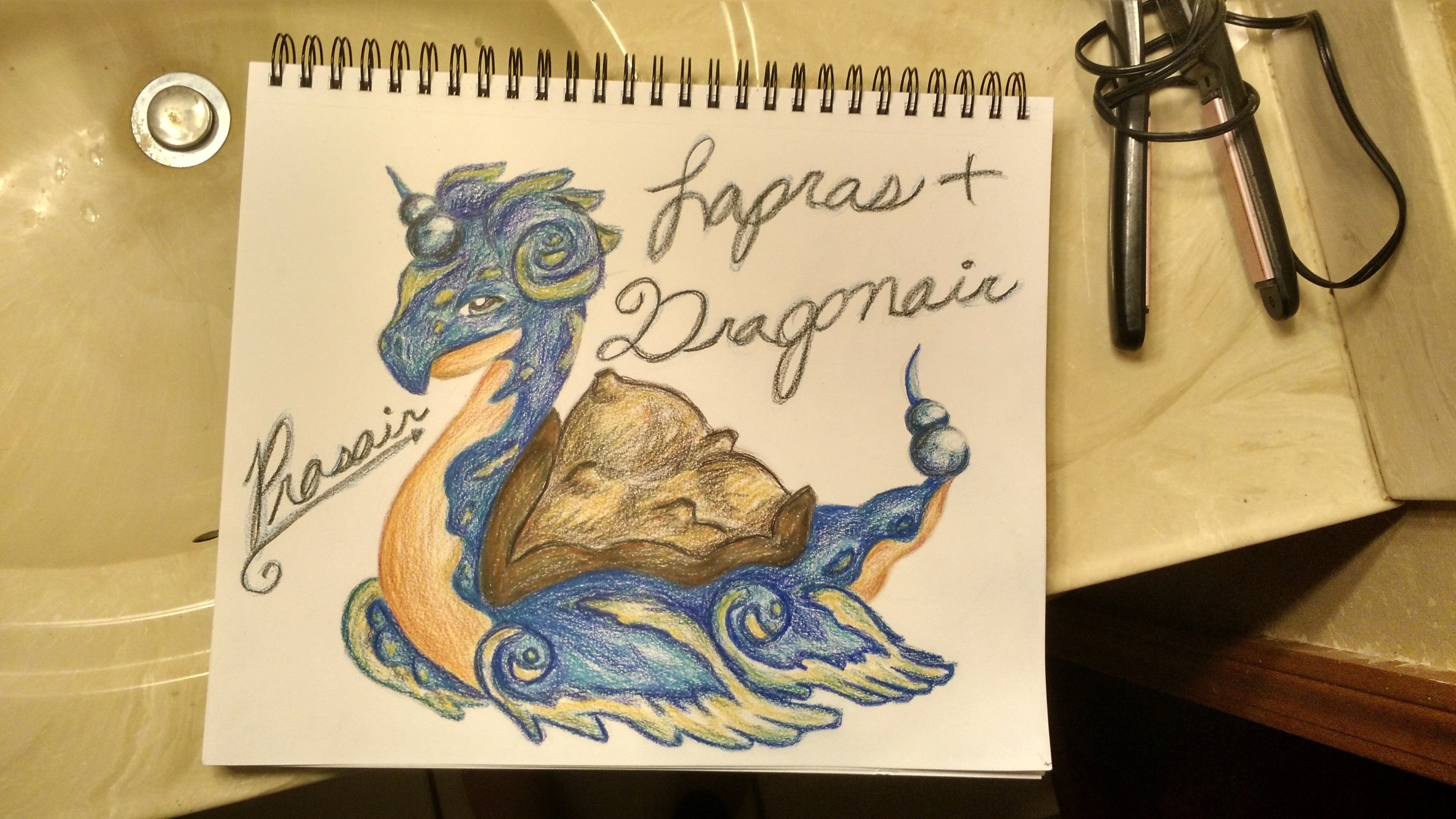 Lapras+Dragonair Mashup