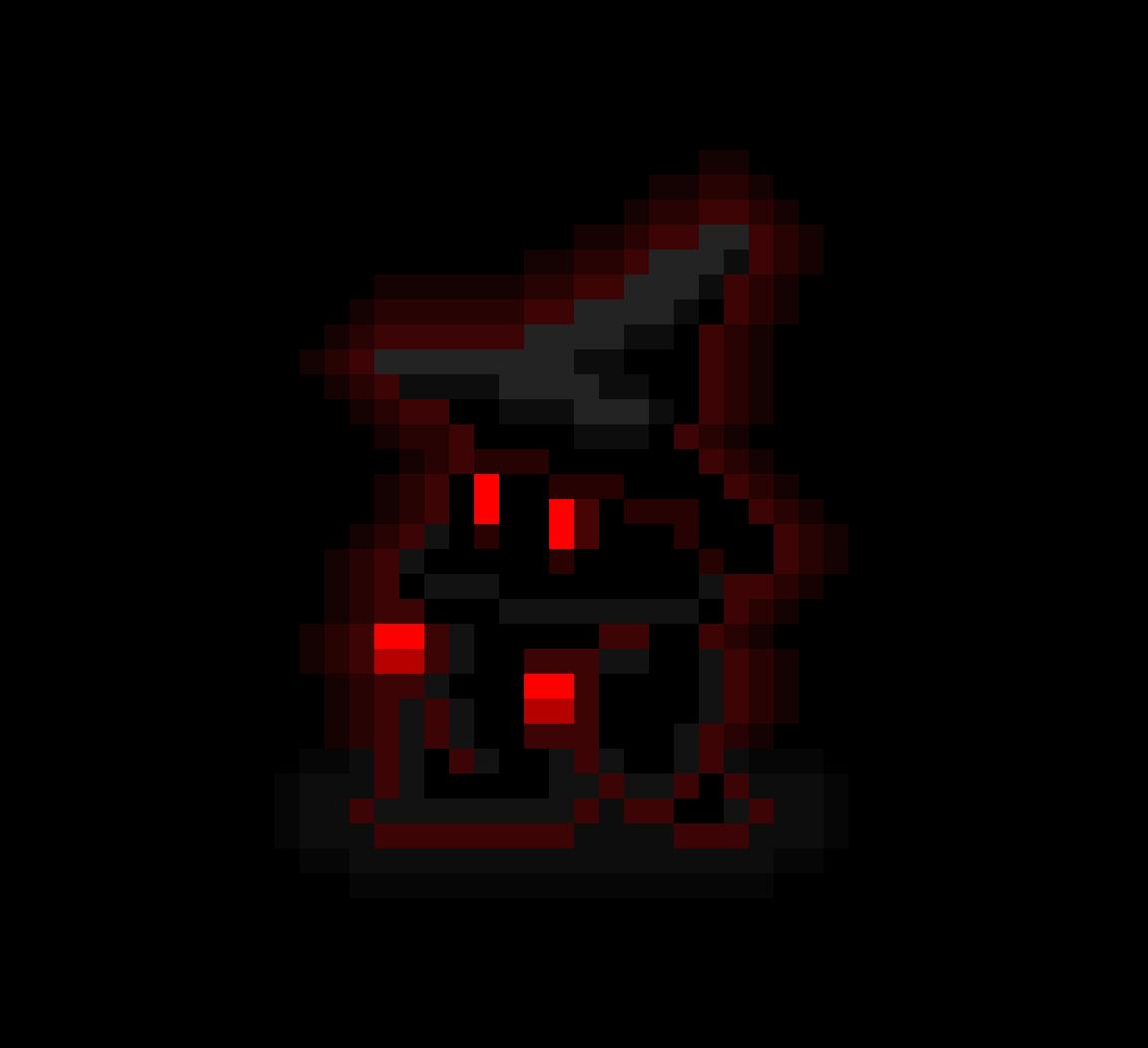 8-bit Red Wizard