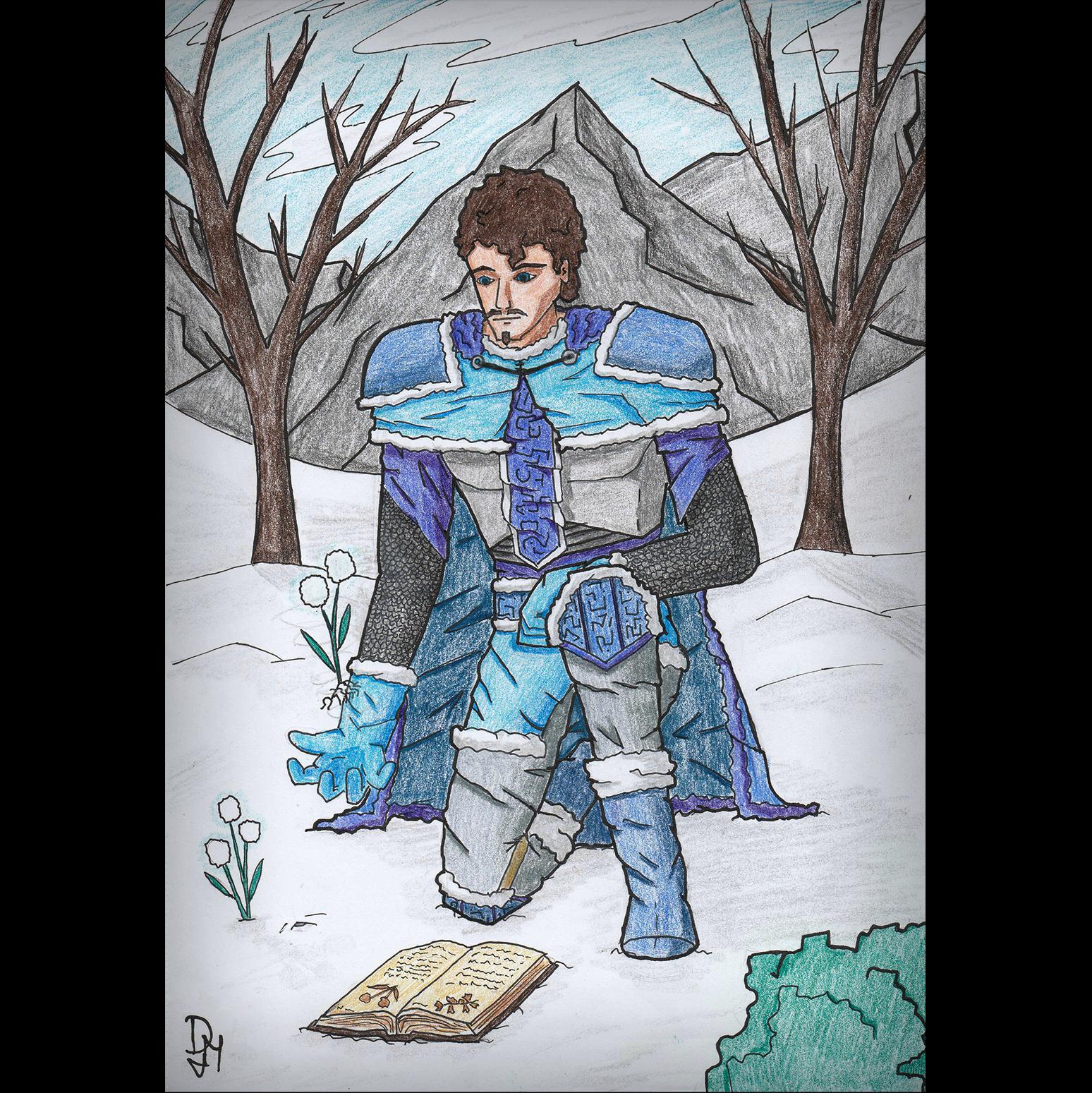 Frost Mage loving Herbalism