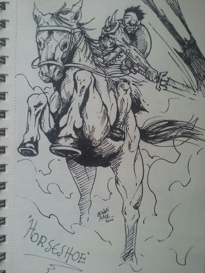 DAY 22 - Horseshoe