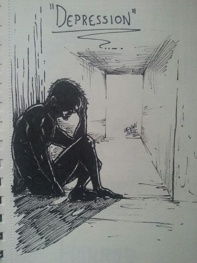DAY 23 - Depression