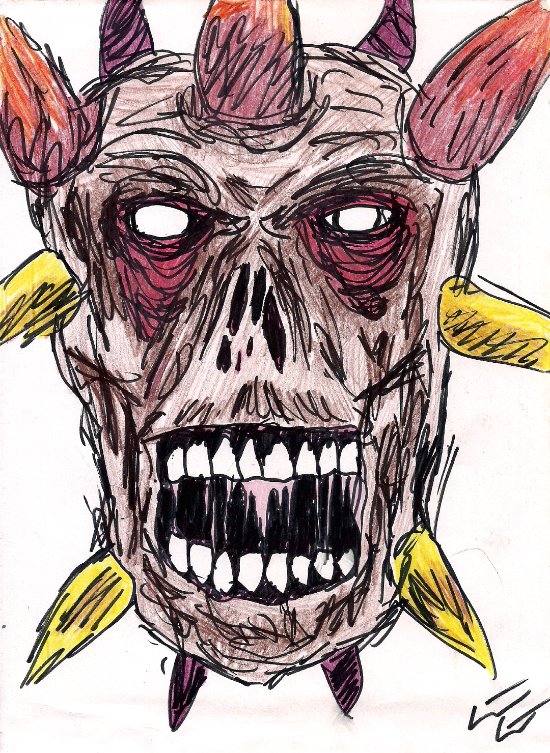 Facebones?!?! XP