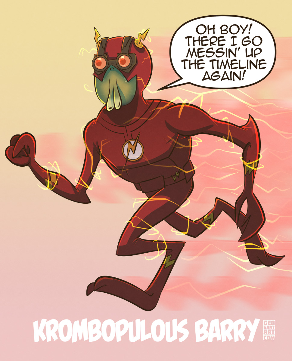 Krombopolous Barry