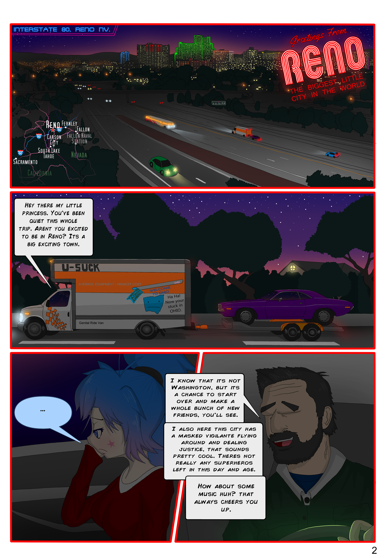 RS Redline Series 1 Page 2