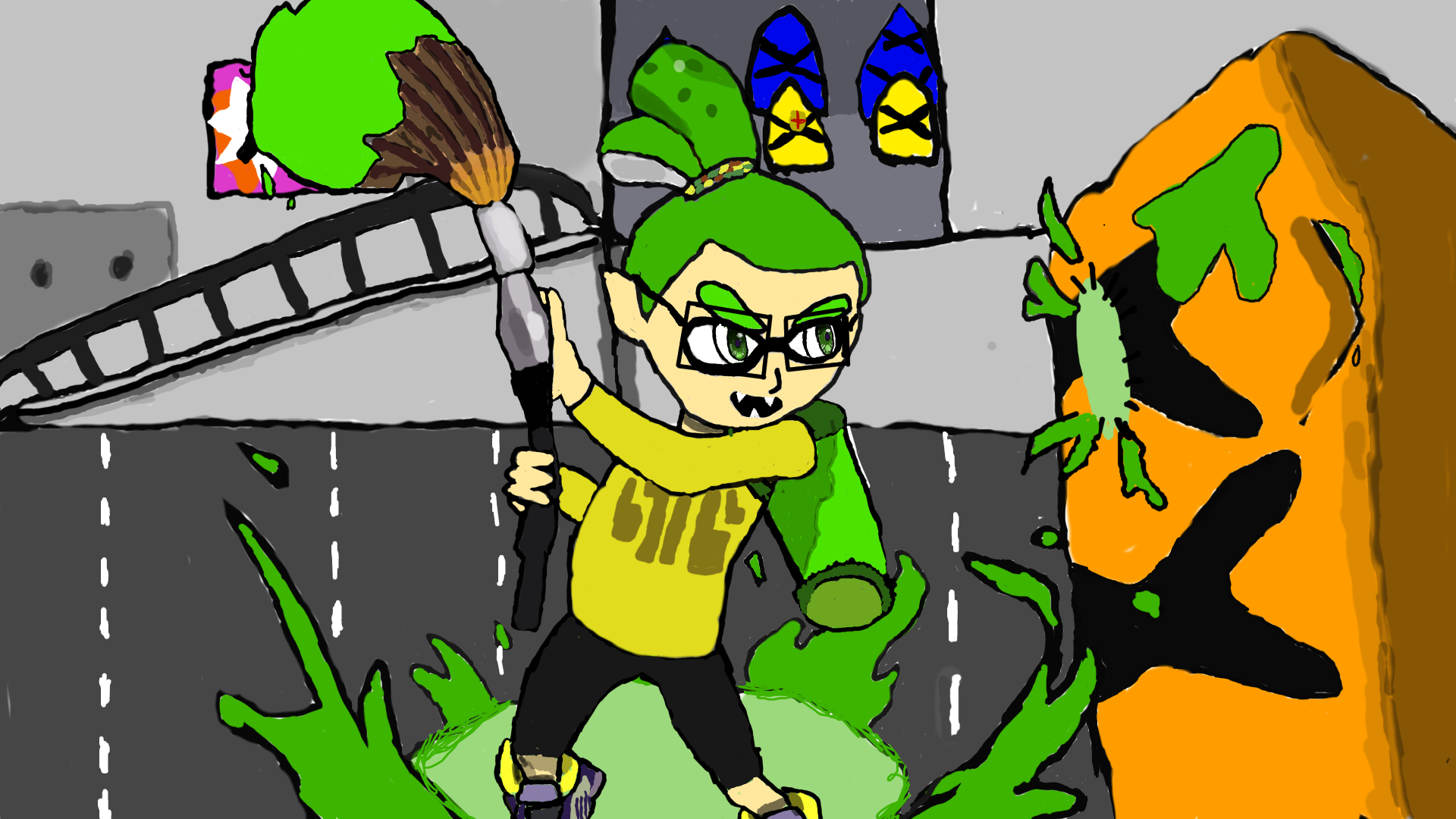 My Inkling! (Splatoon)