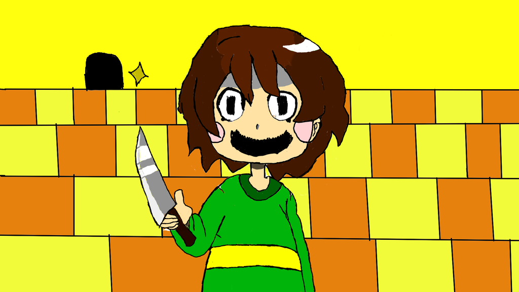 Demon Chara (Undertale)