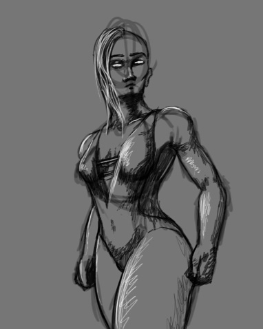 Storm drawing maybe?