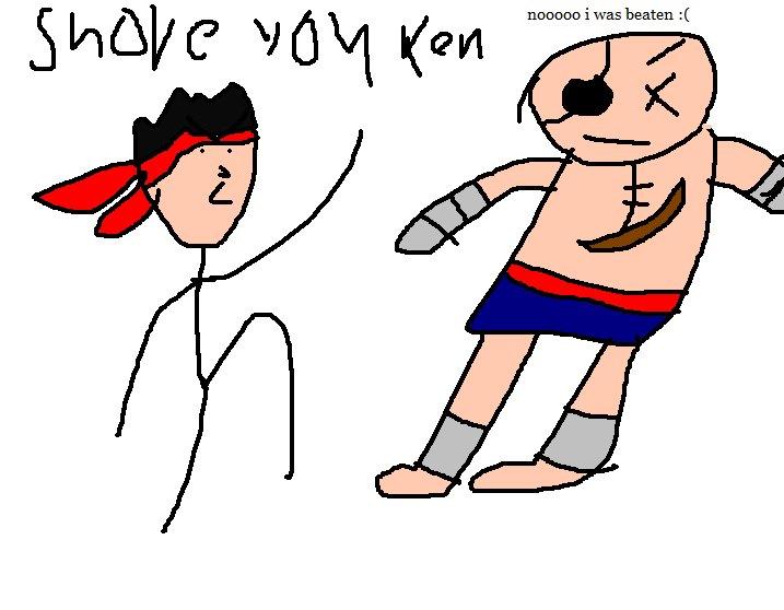Remember the time when Ryu Shoryuken'd Sagat?