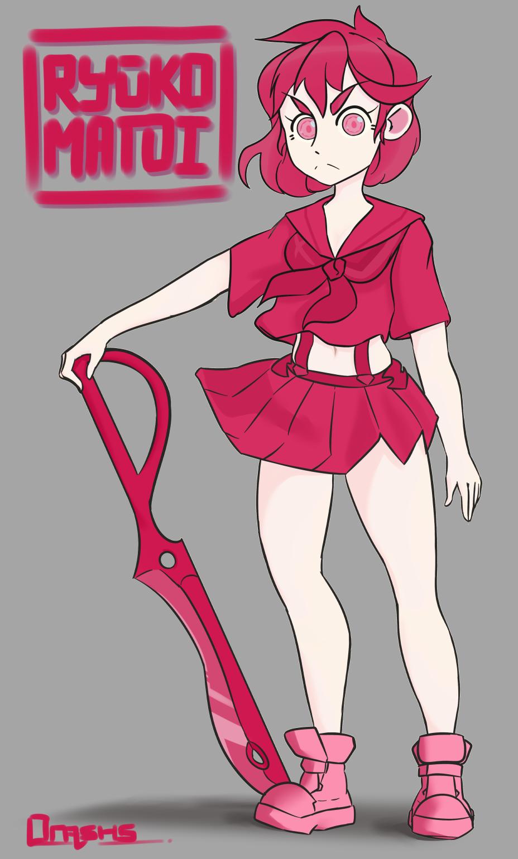 Ryuko Coloured