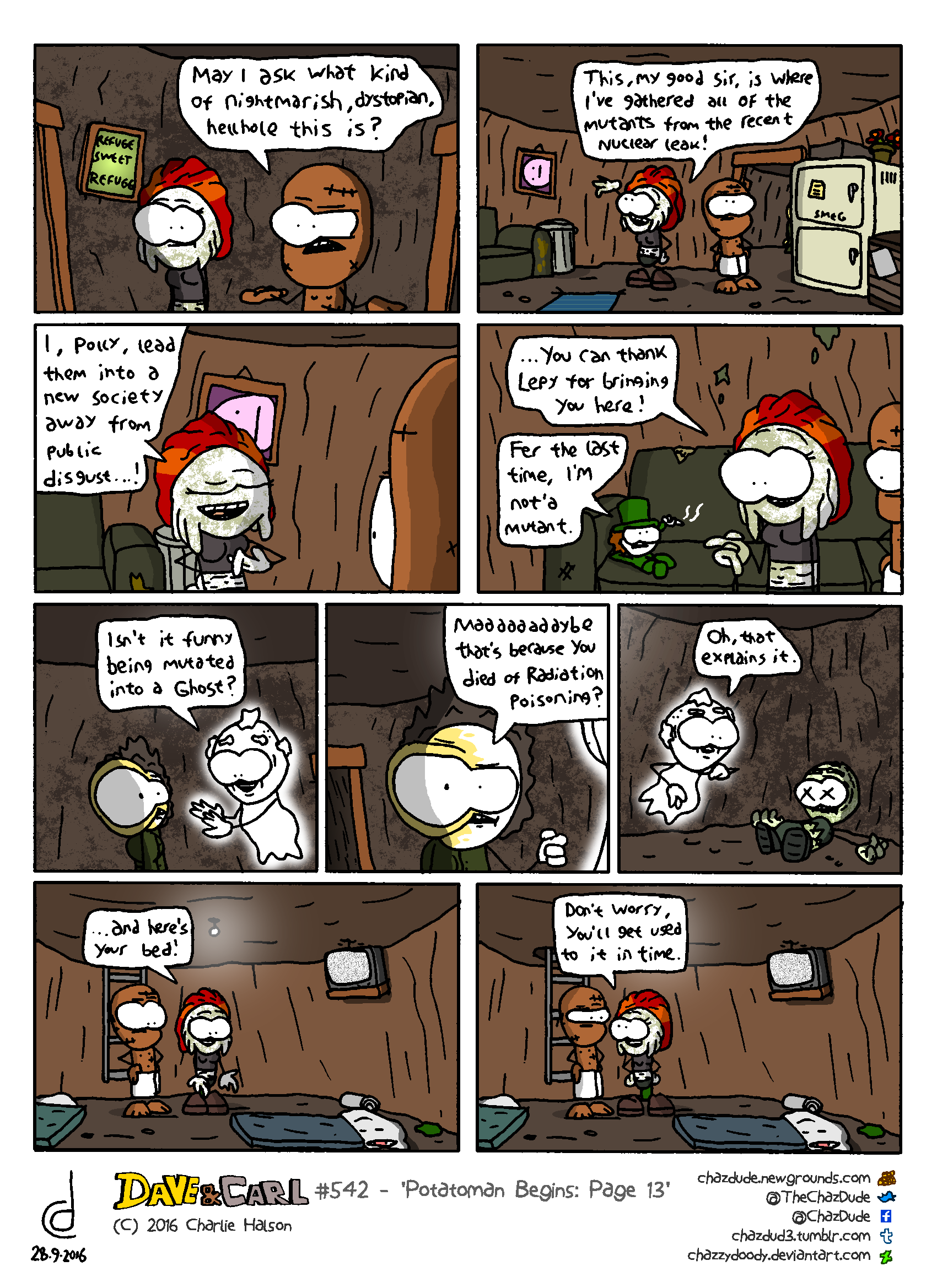 Potatoman Begins: Page 13