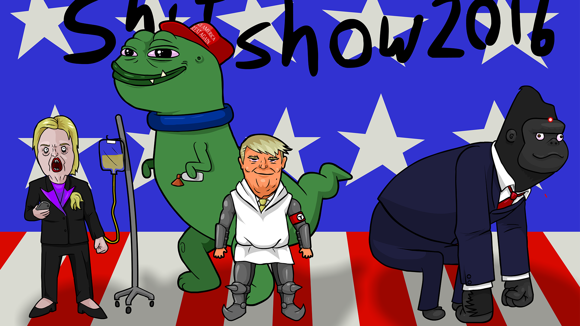 Shitshow2016