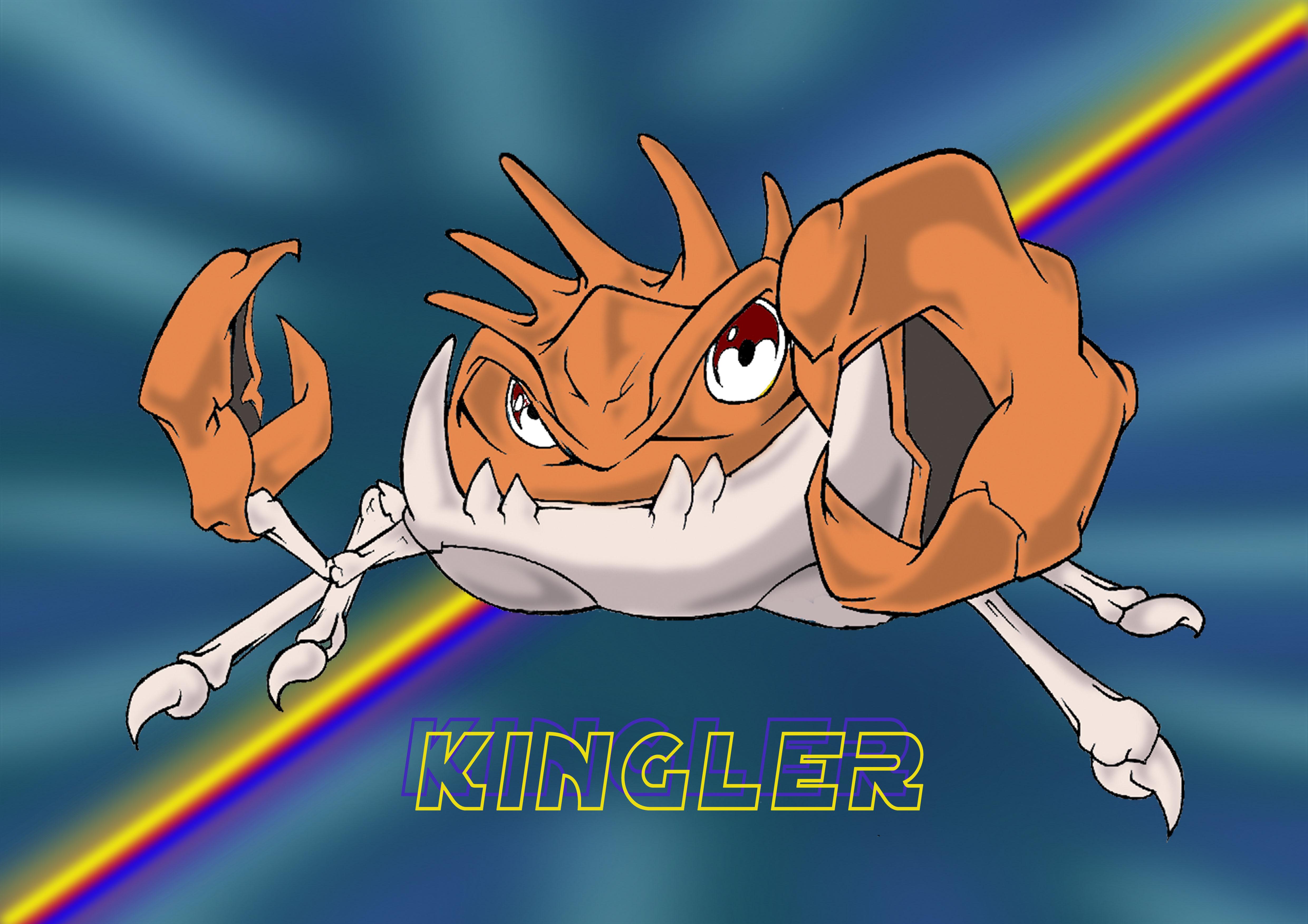 Kingler My Style