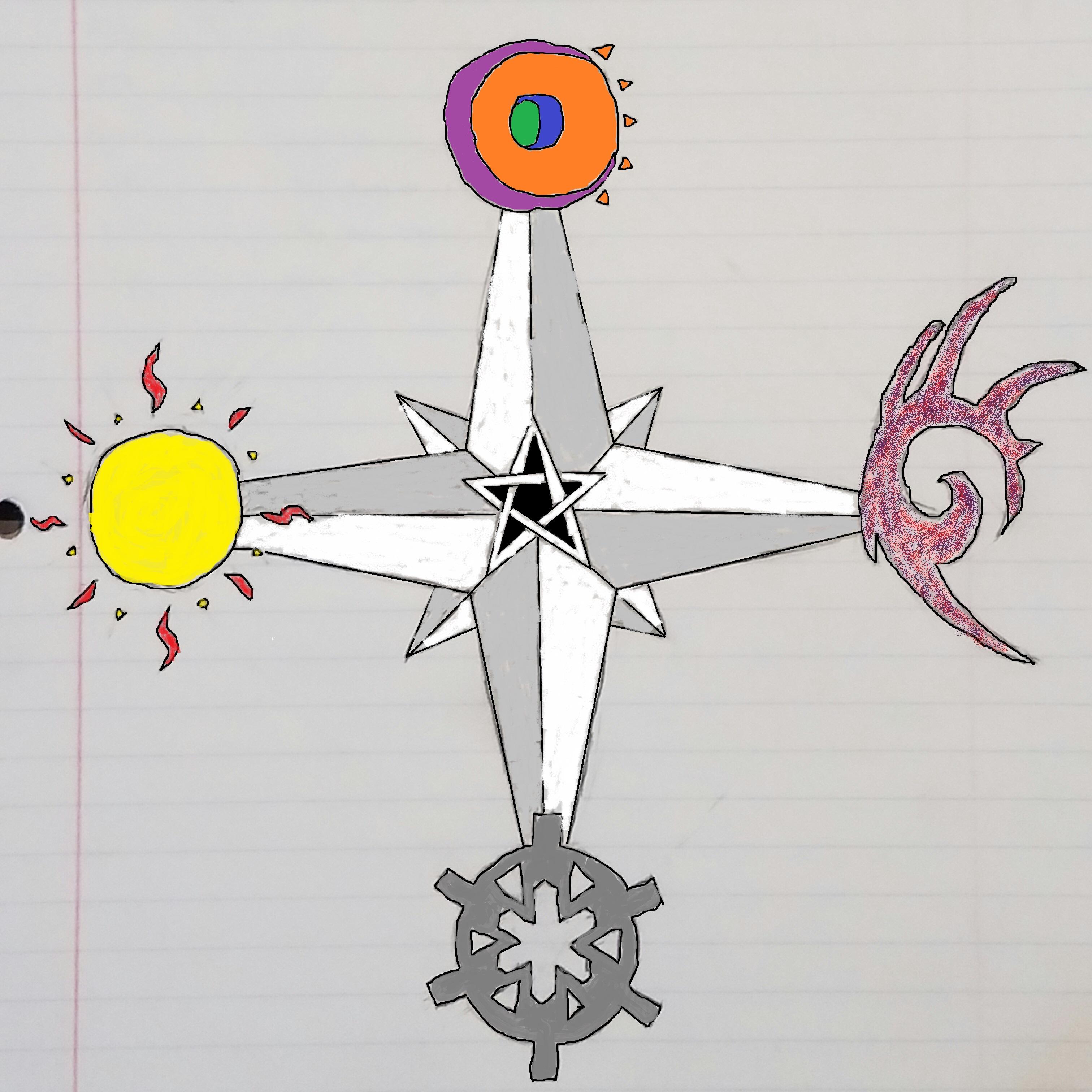 Symbol of Zhtru(True) Knighte