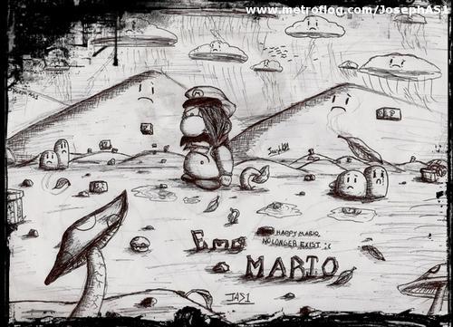 Emo Mario
