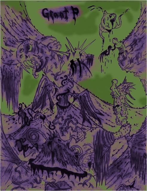 Purple N Green
