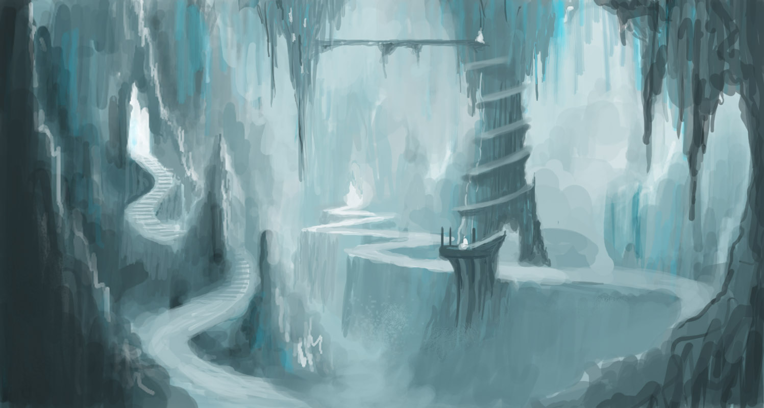 Ice Cave Palace