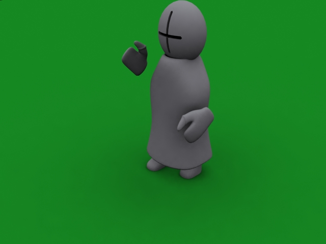 Madness Character 3D