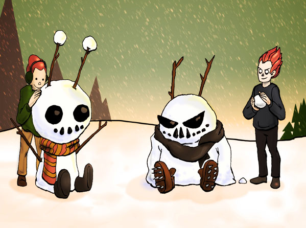 Snow Rivals