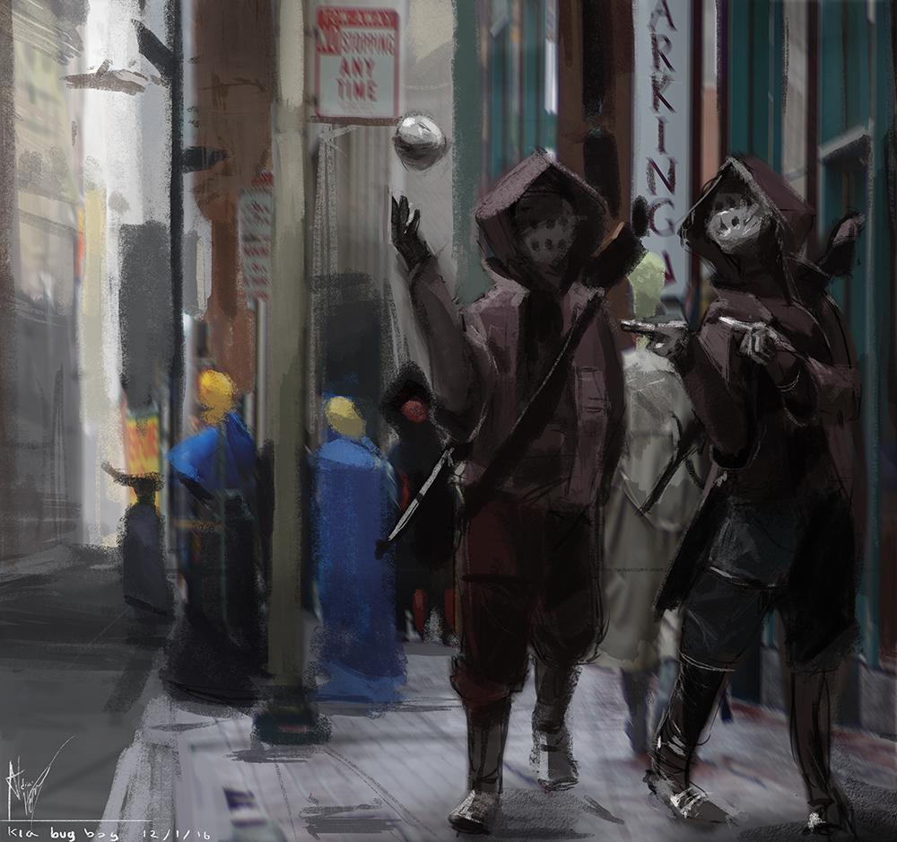 Mercenary Bros