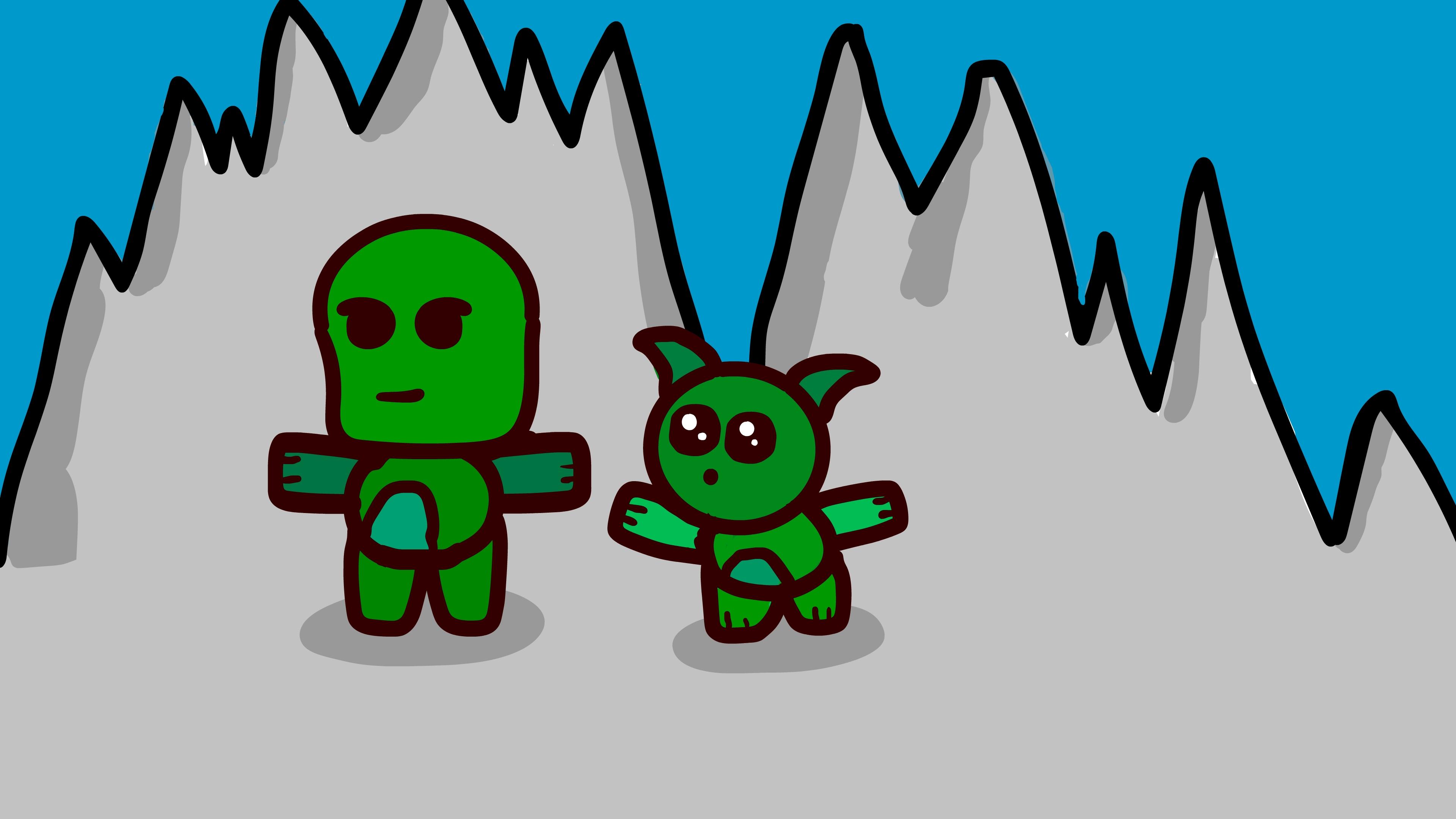 the Goblin cactus duo