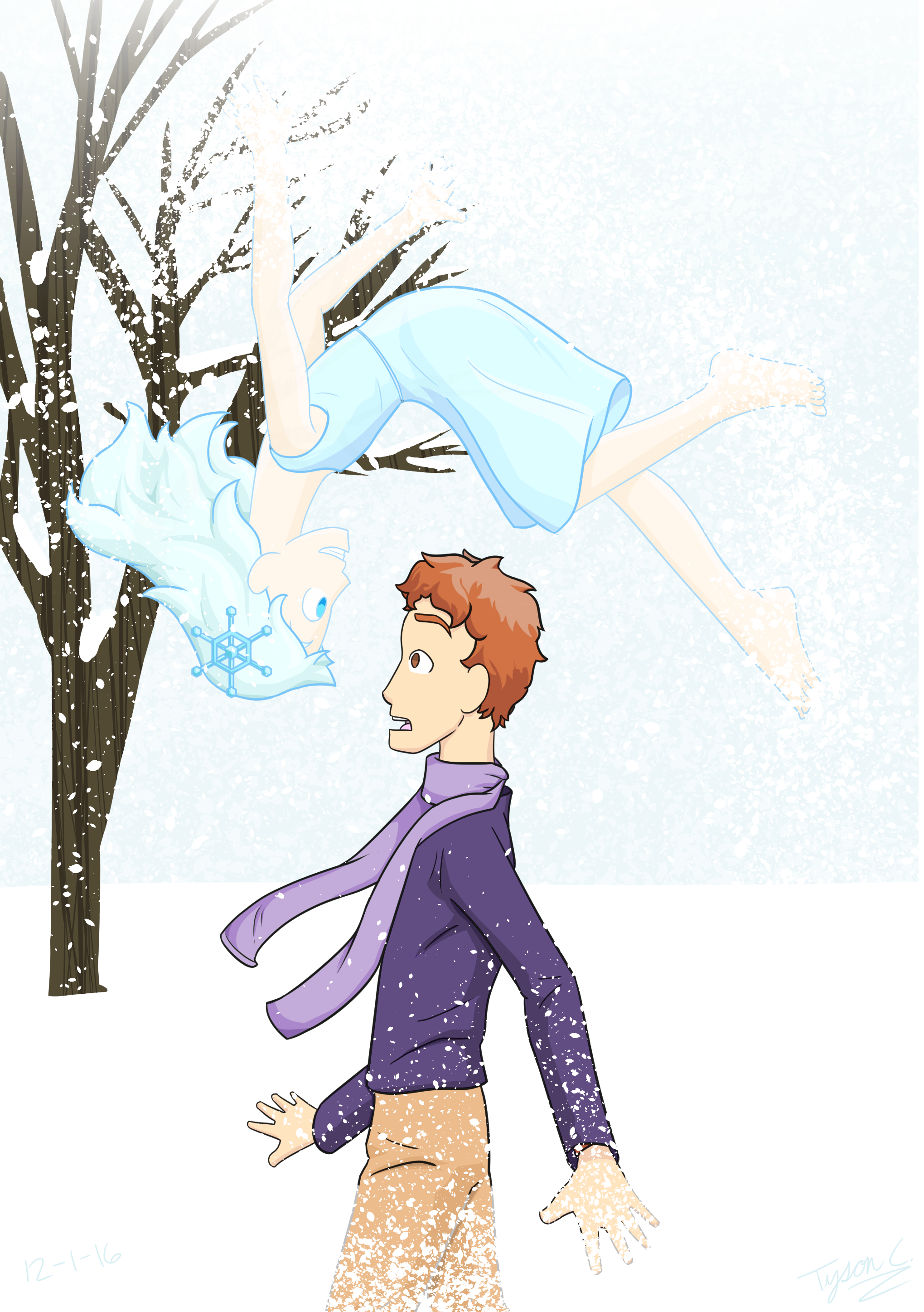 An Encounter with Winter (Final)