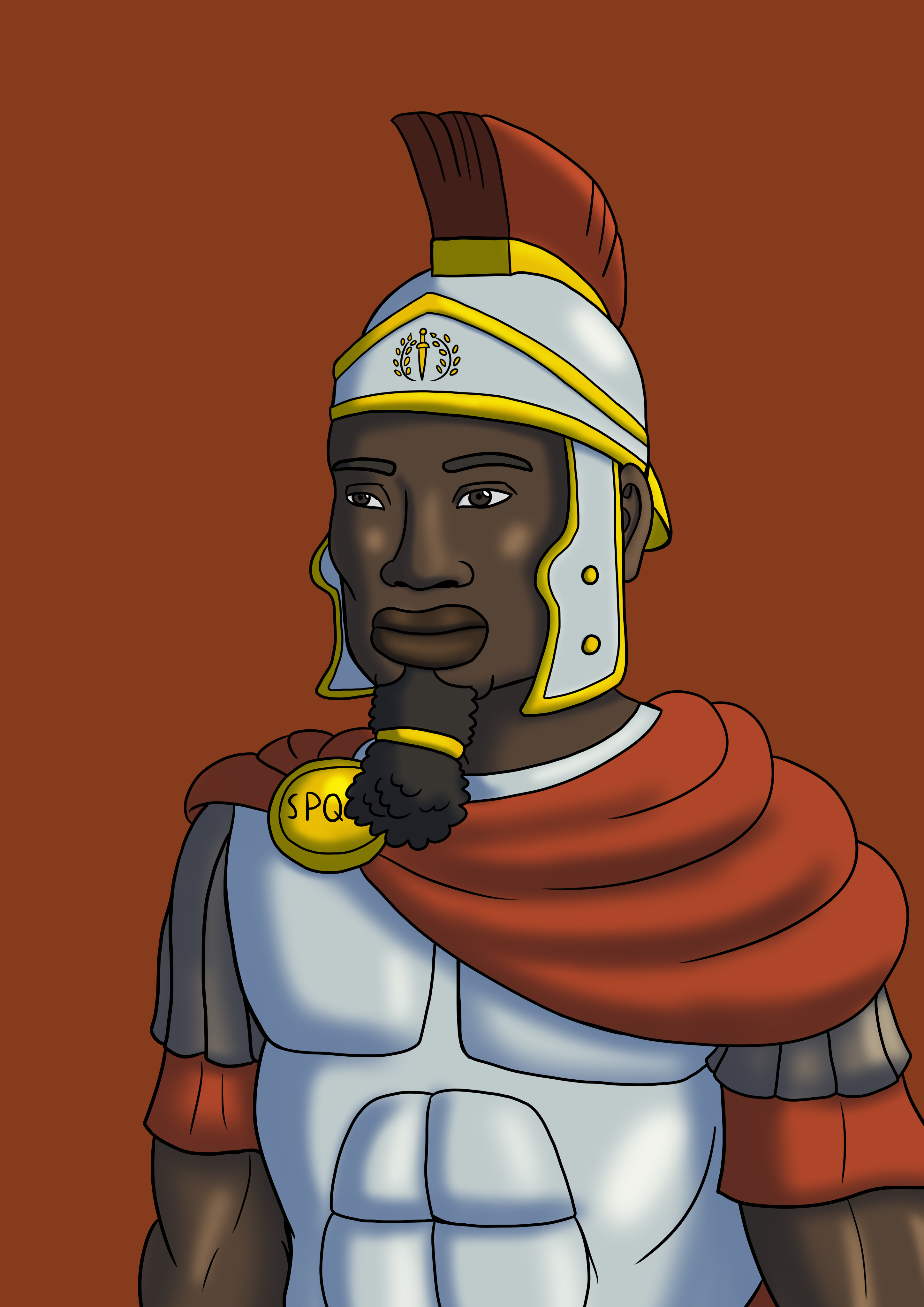 Roman Imperial Officer