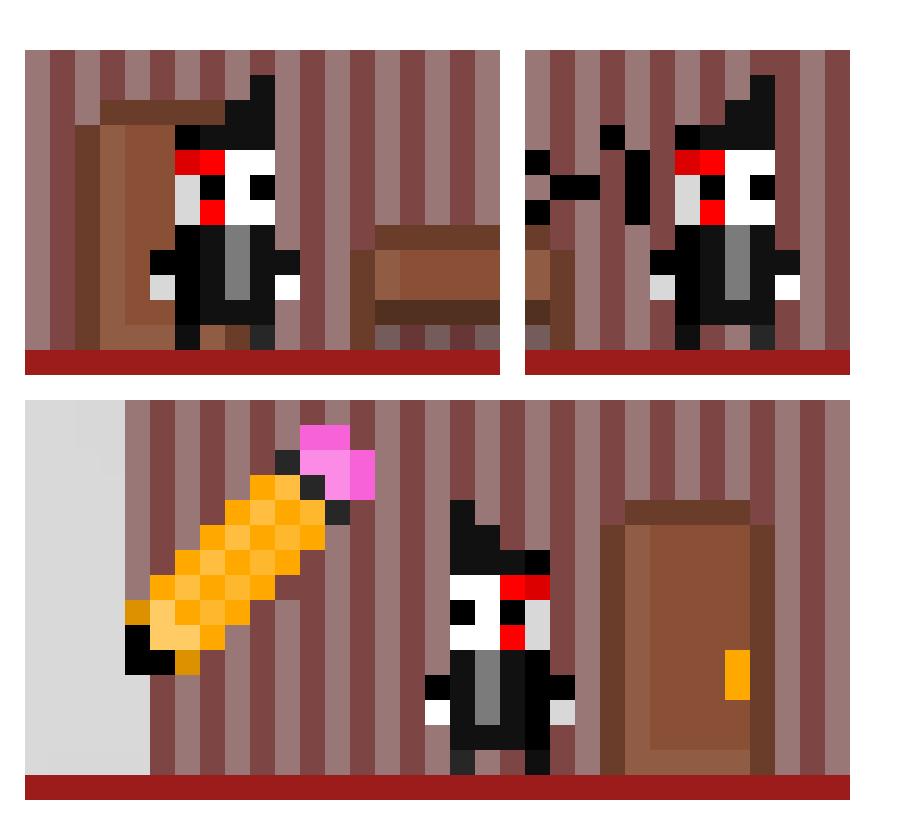 (Pixel Comic)