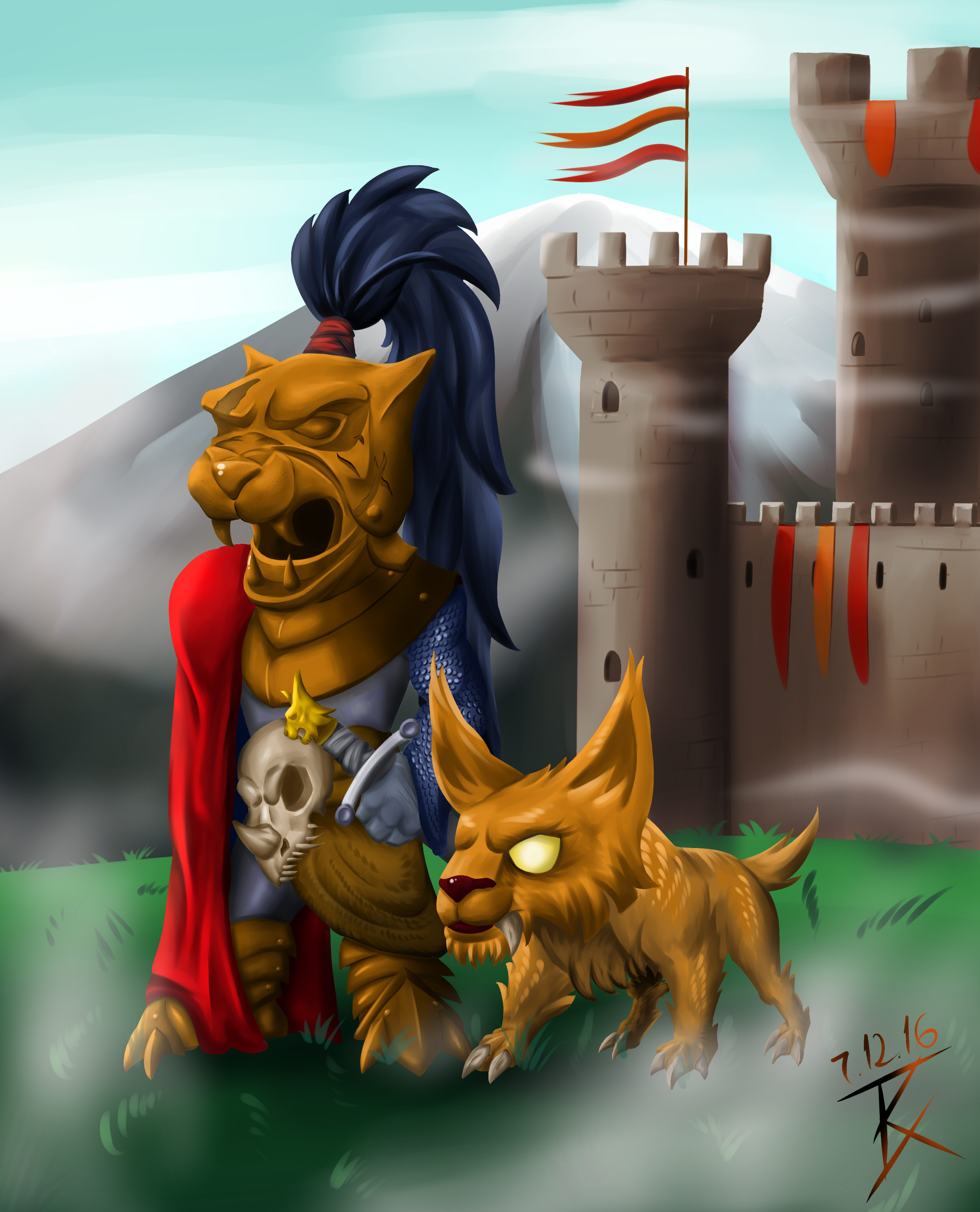 Beast-lord