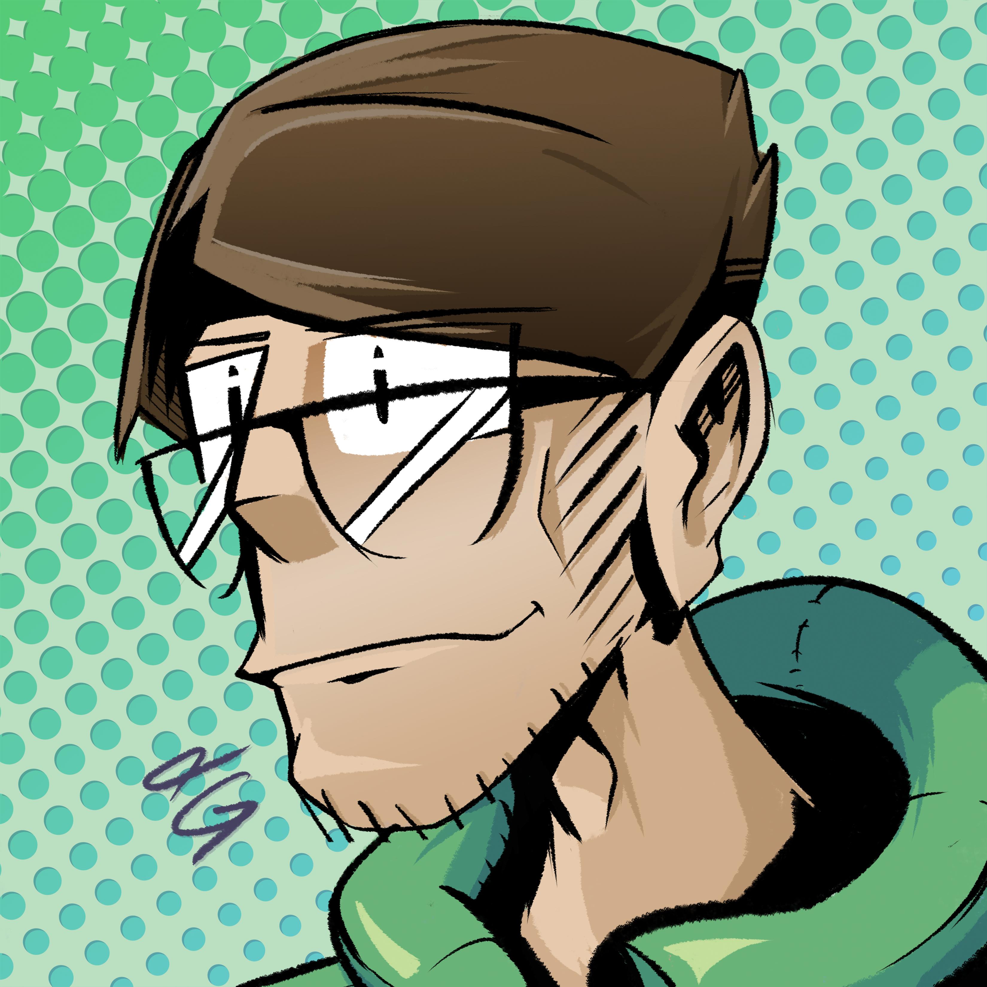 New Profile Art