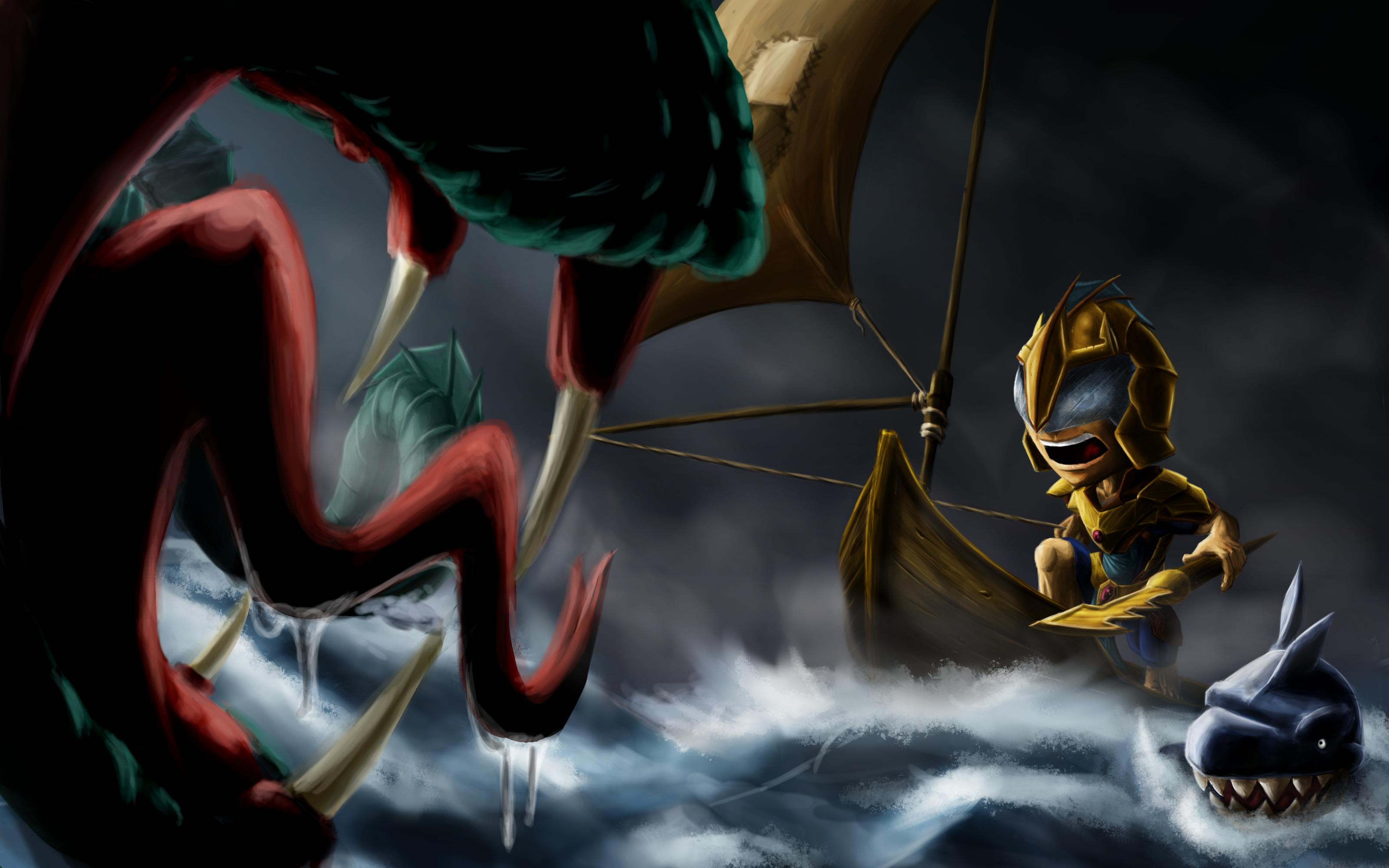 deep sea encounter