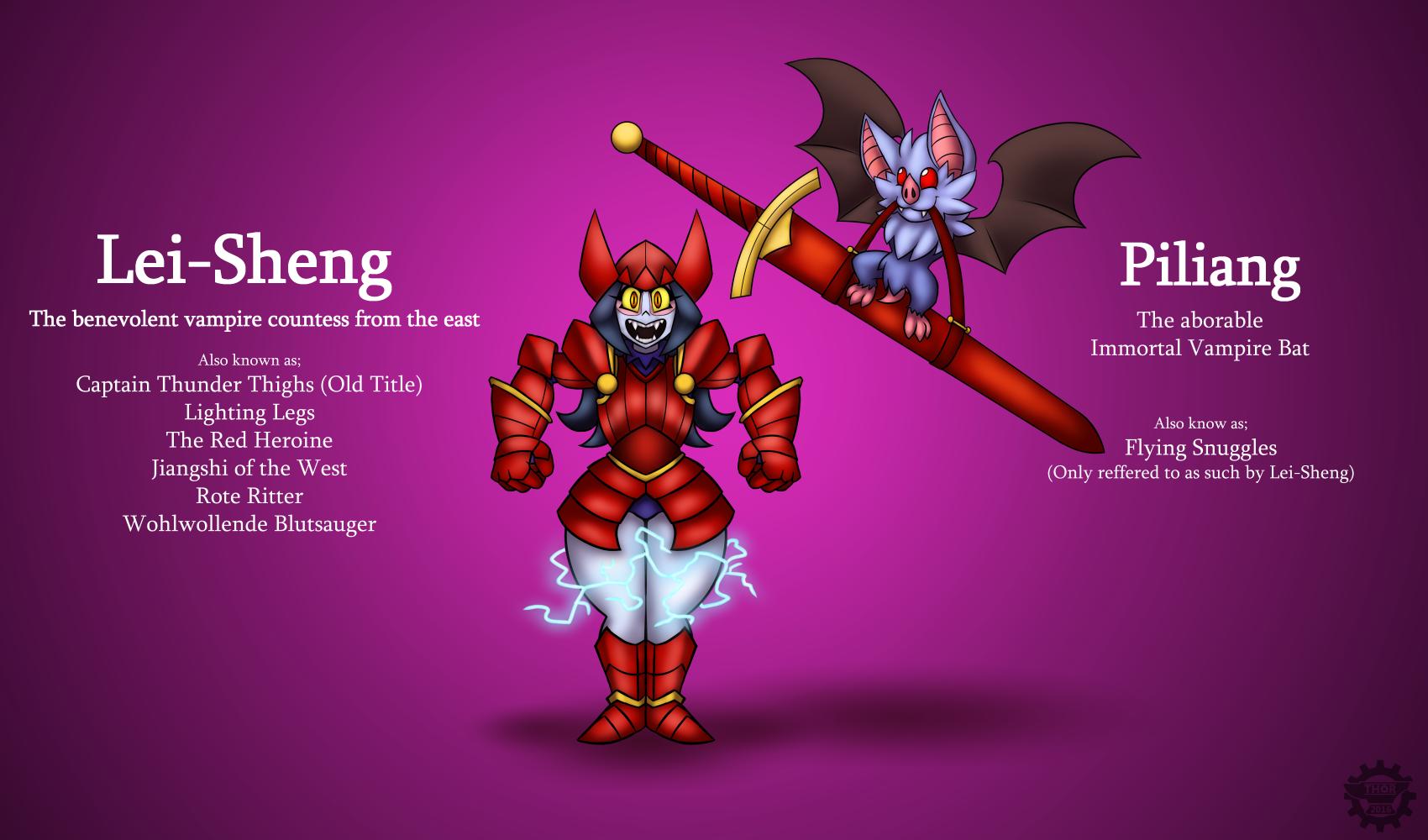 Lei-Sheng the Benevolent