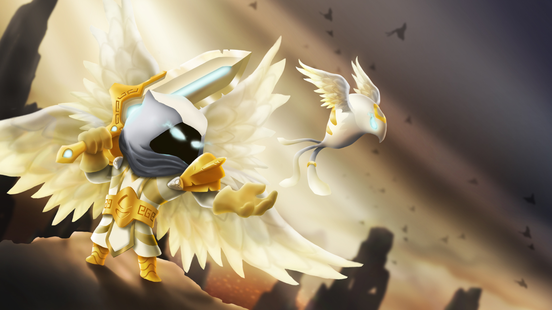 Divine Calling (Hero & Pet Challenge)