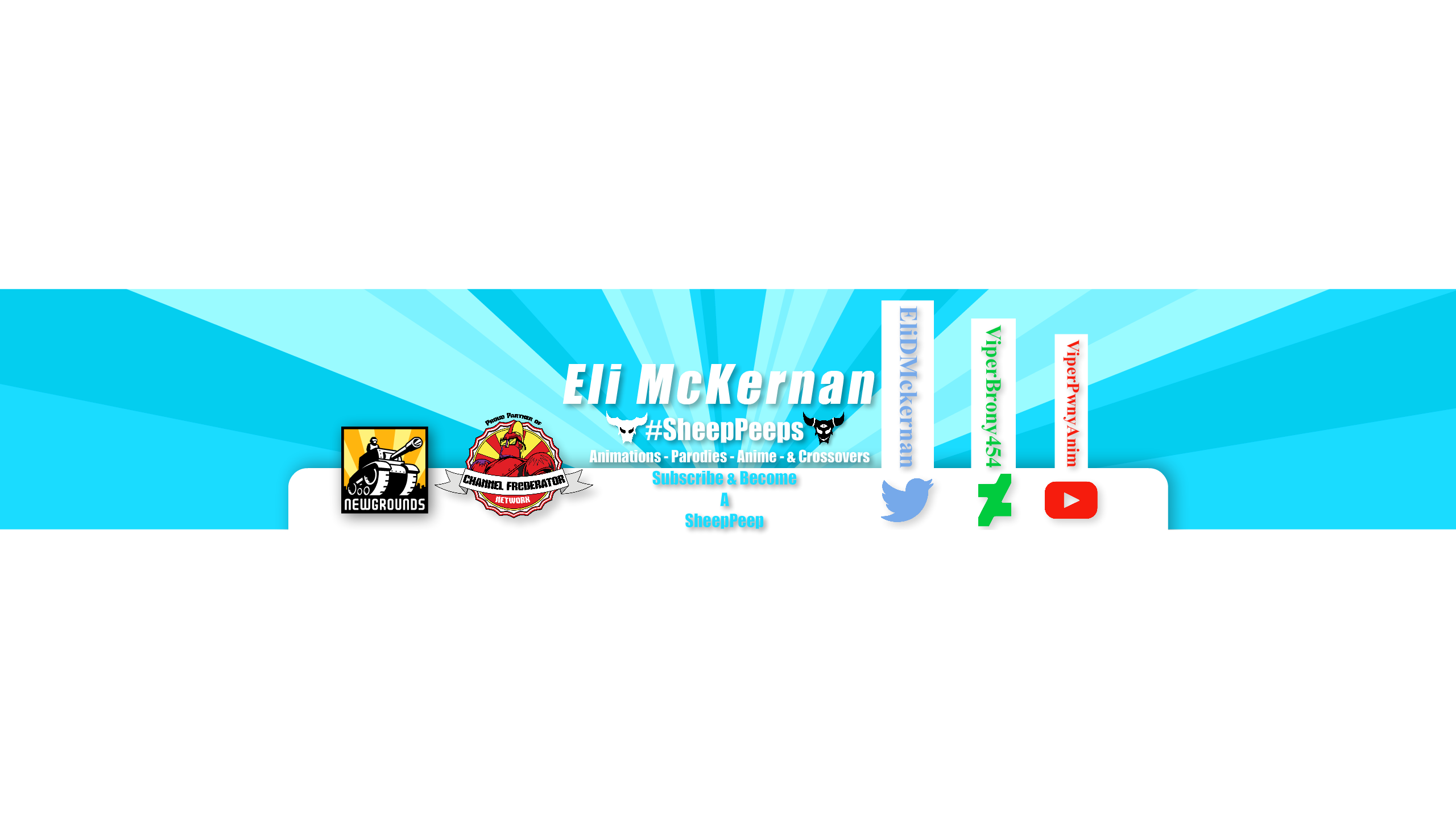 My New Channel Art for 2017