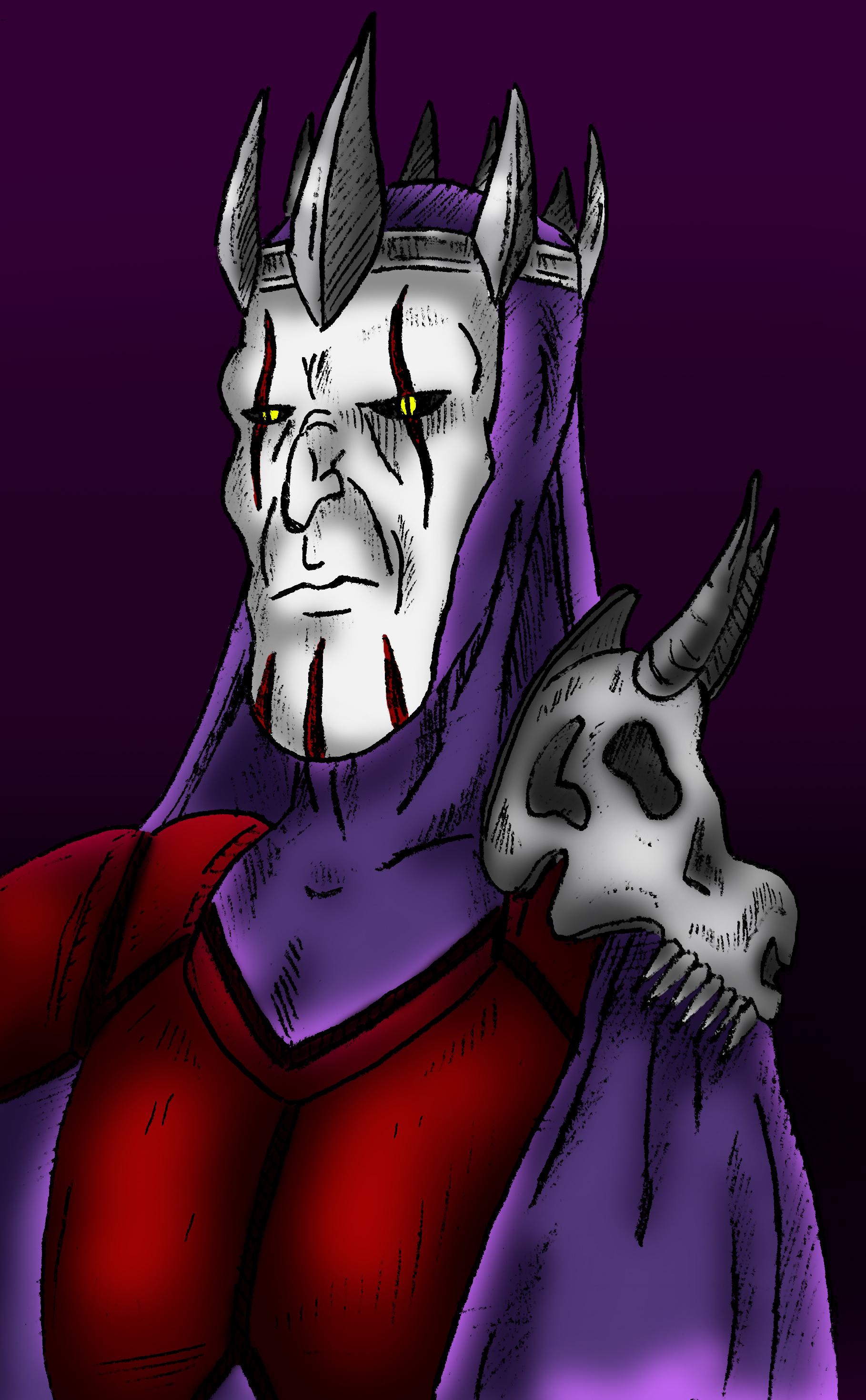 Lord Rrahzeel