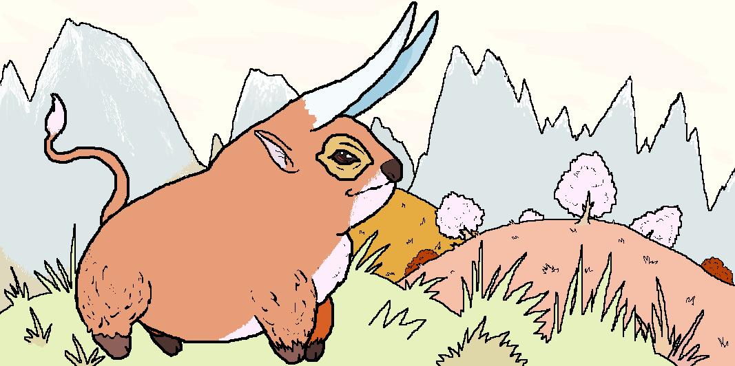 Bull Marmot