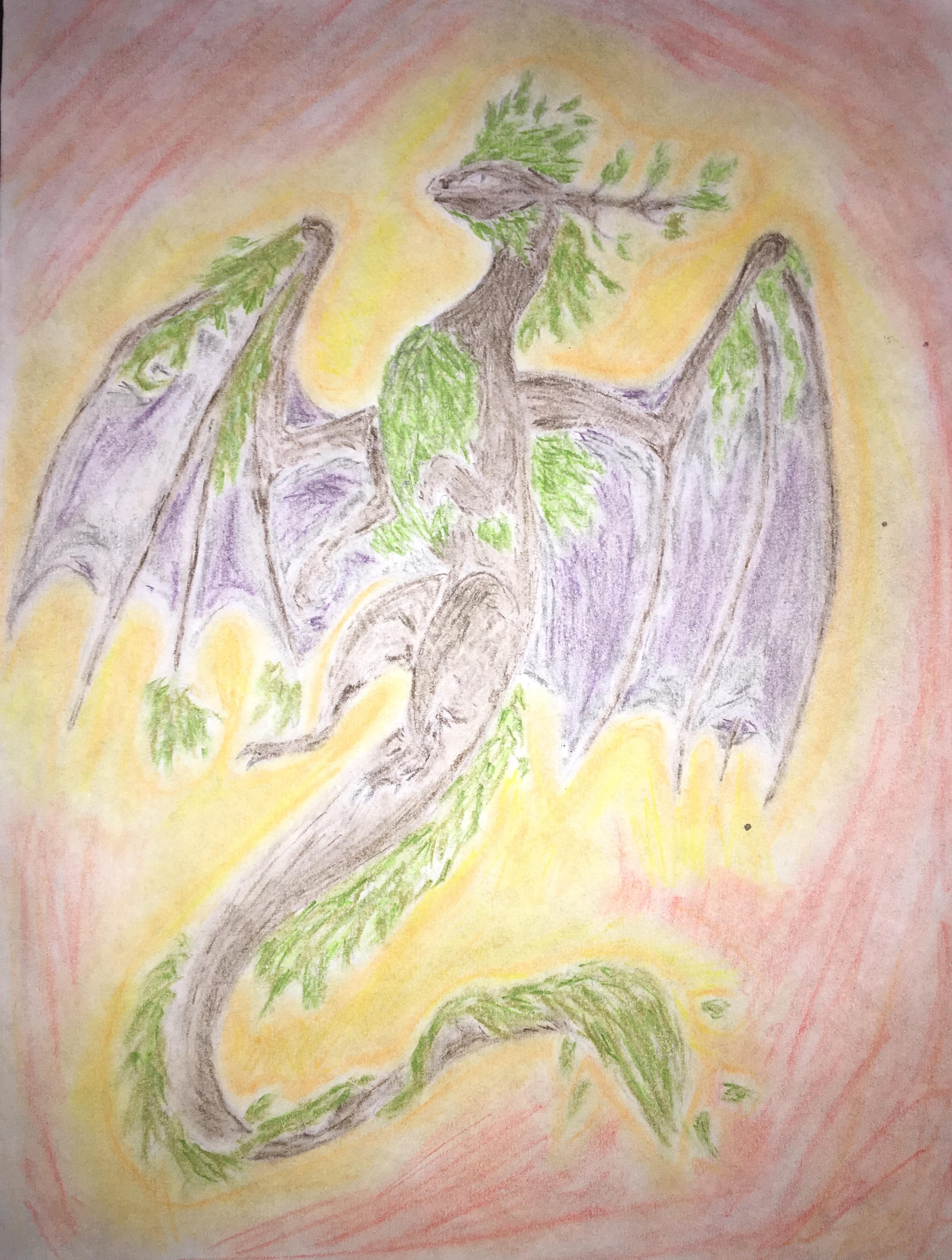 Tree Dragon thing.