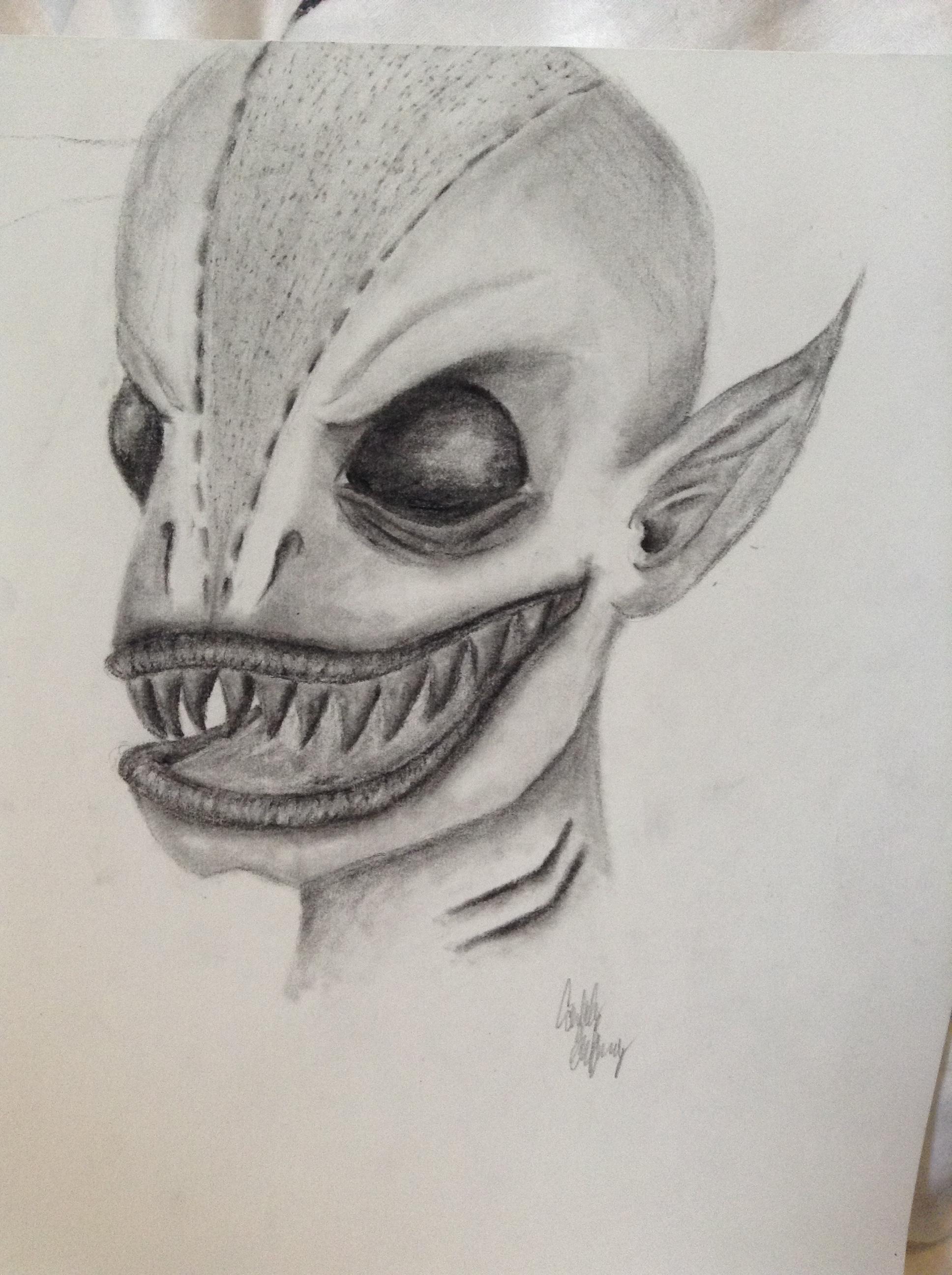 Amphibious Humanoid