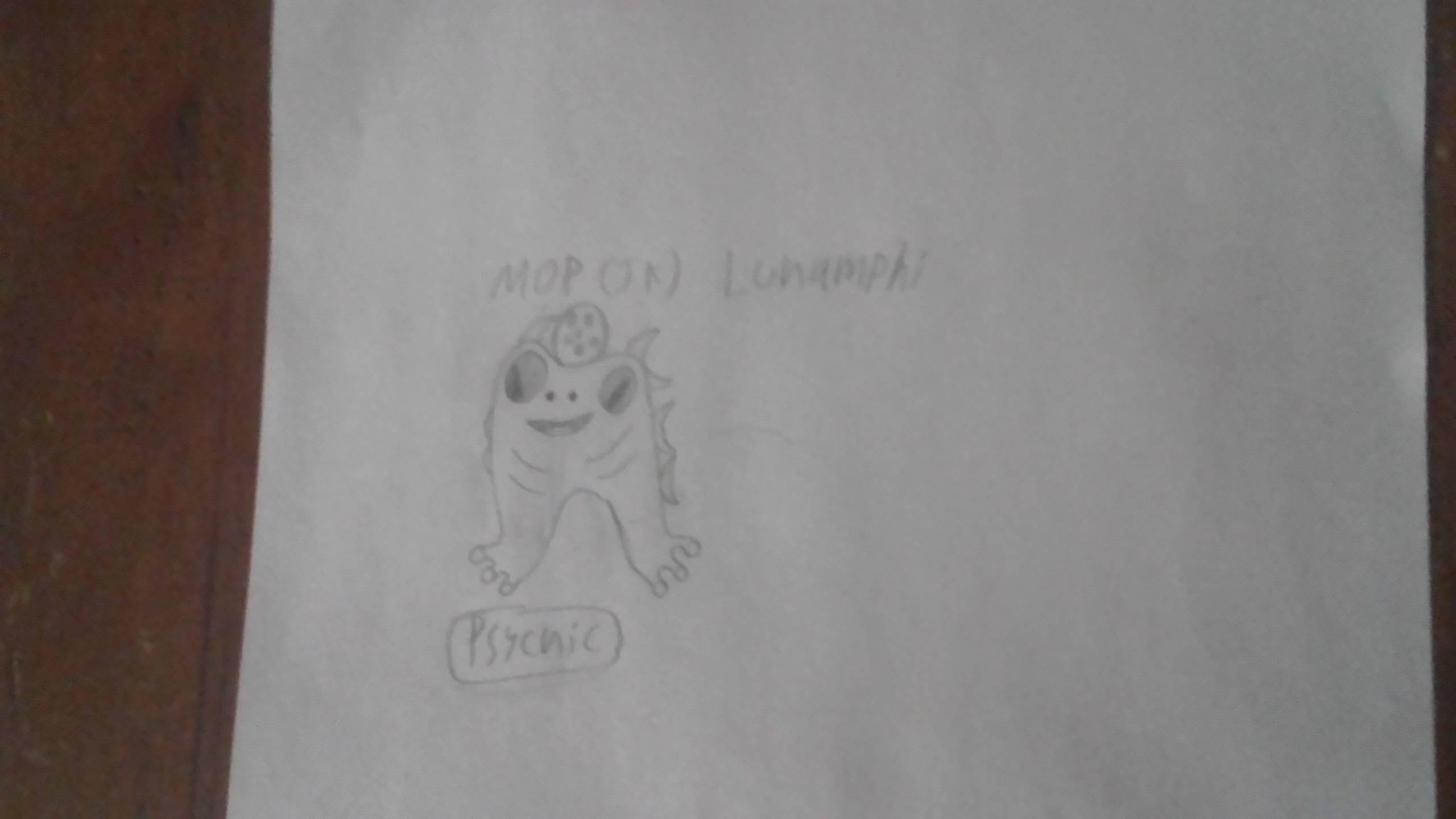 Moon + Hop = Mop (Lunamphi)
