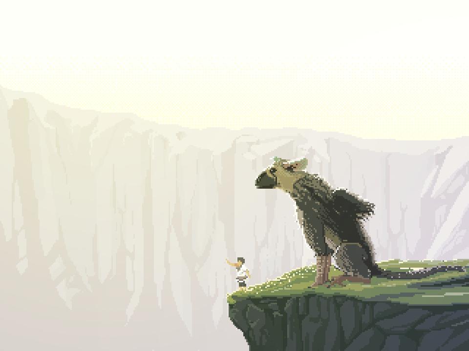 Pixel Trico