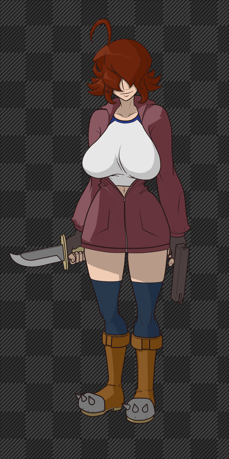 Vivienne - Zombie Hunter