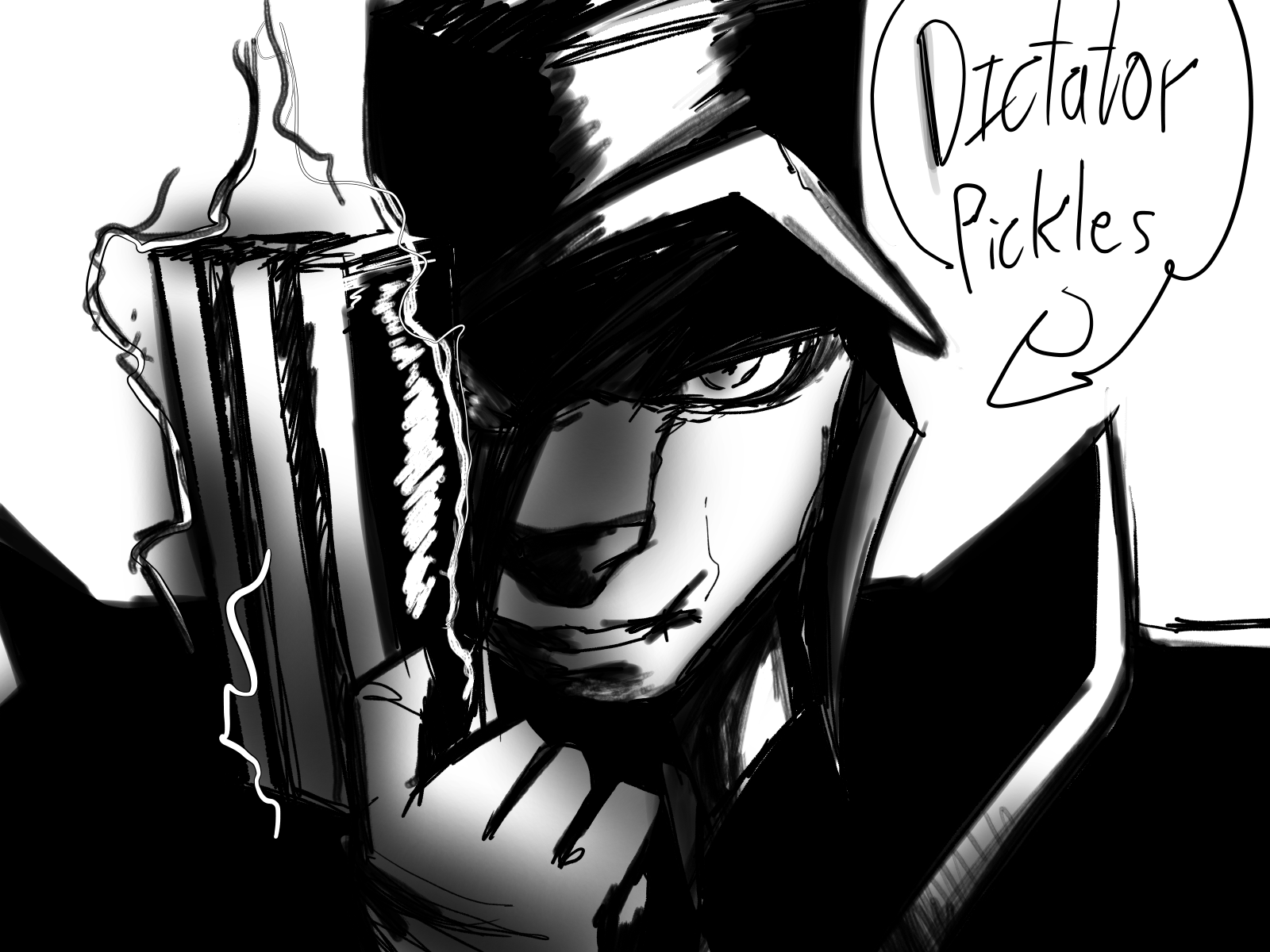 Dictator Pickles 30 09 2016