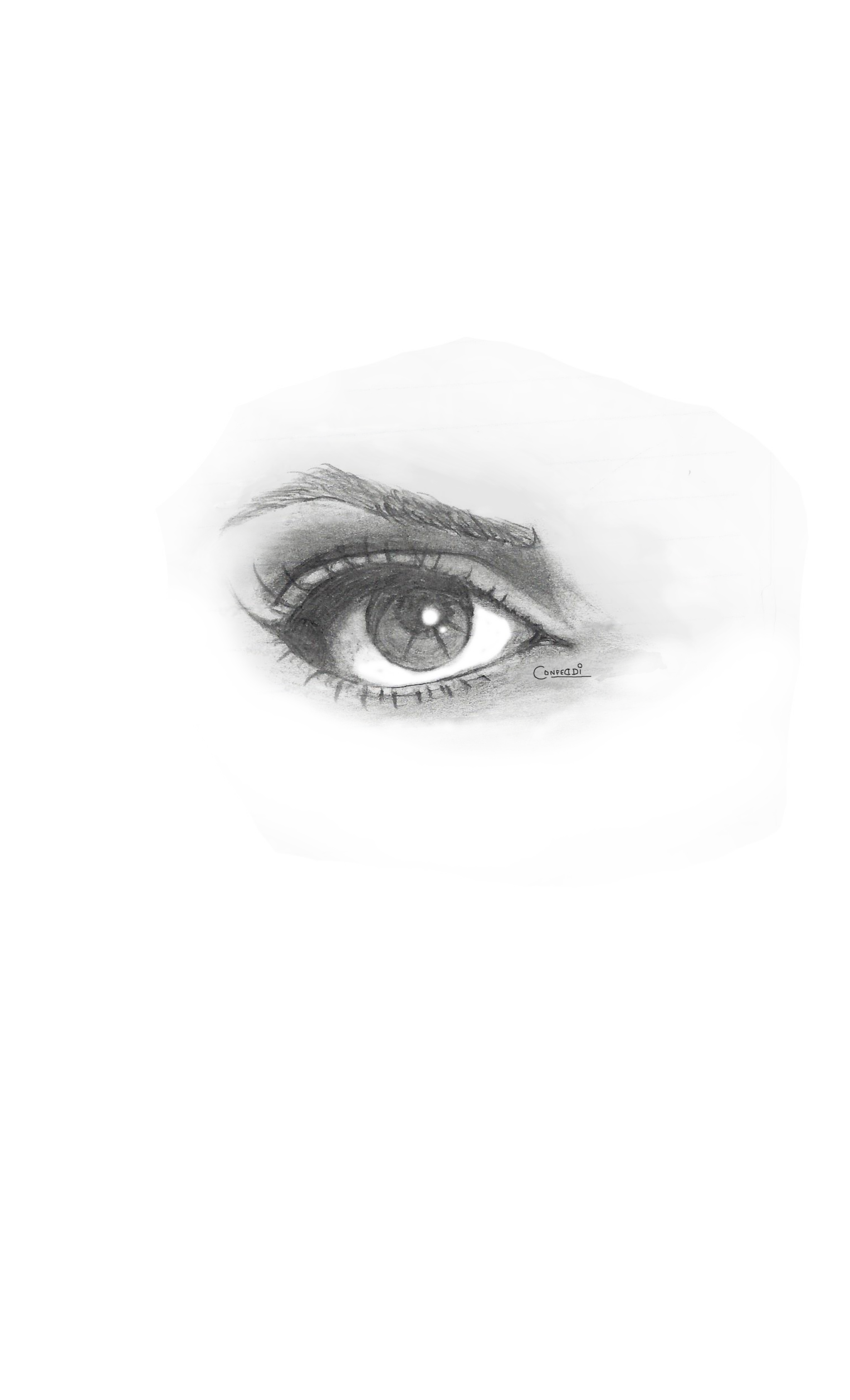 Realistic Eye (better version)