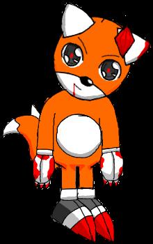 Fanart - Tails Doll