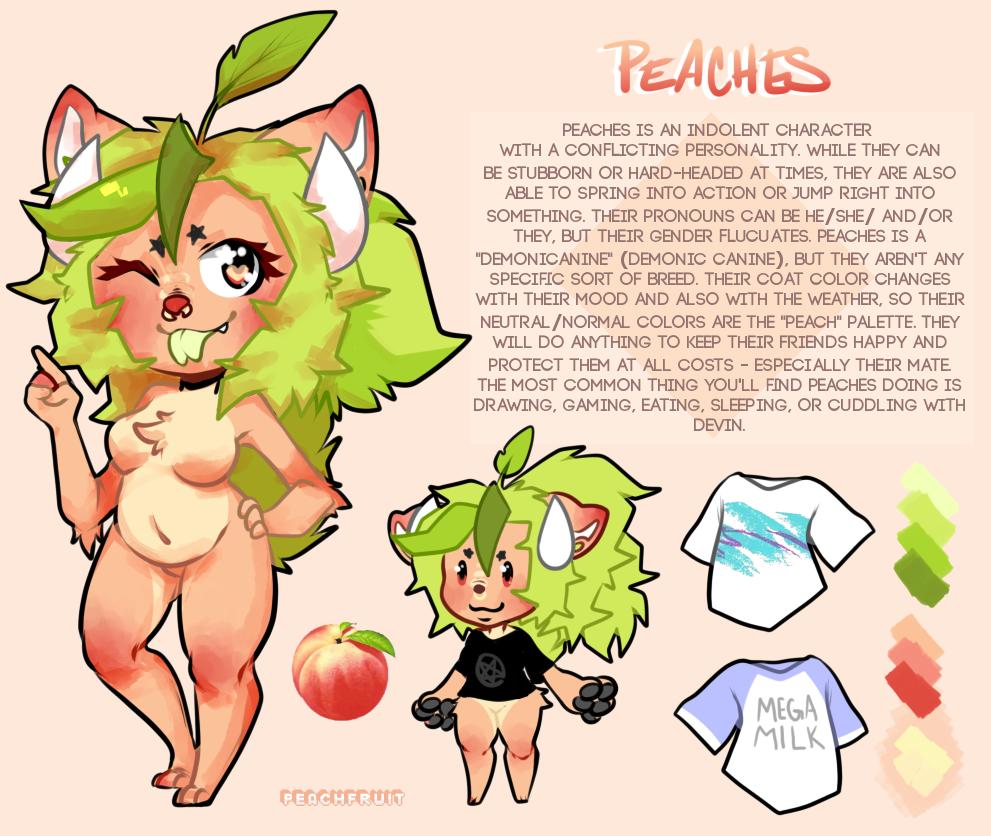 more peachy info
