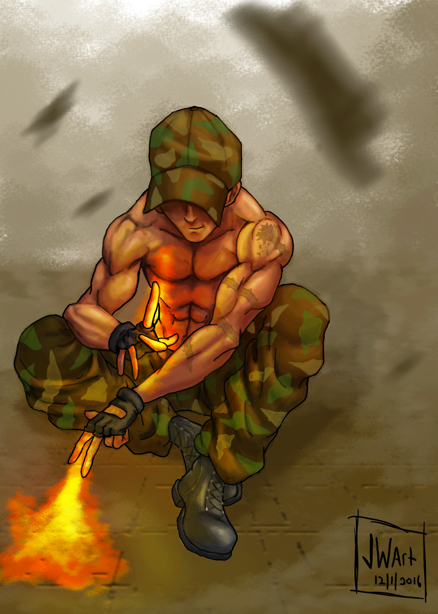 Sgt. Scorch