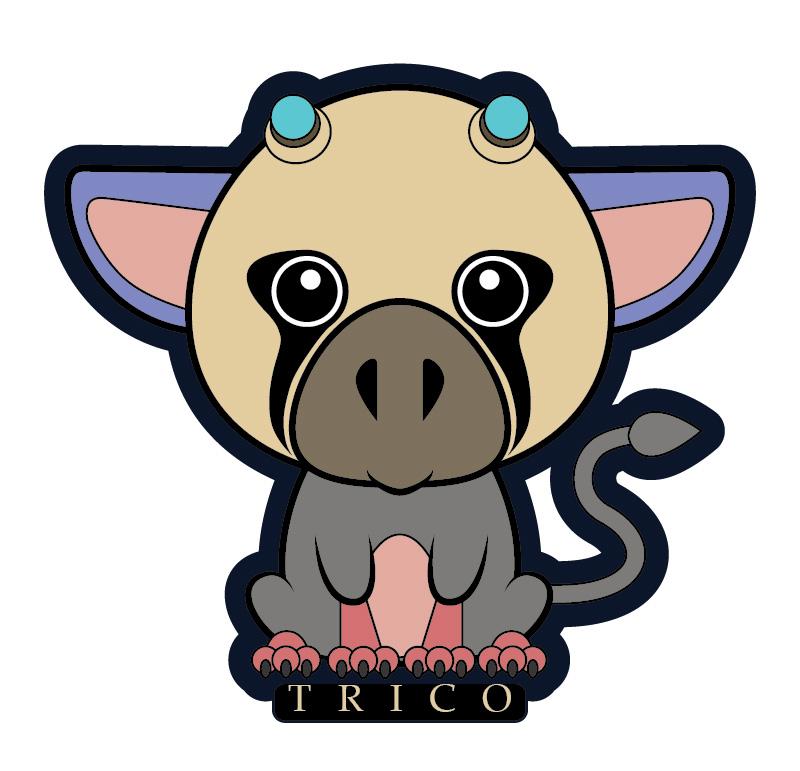Sticker Trico